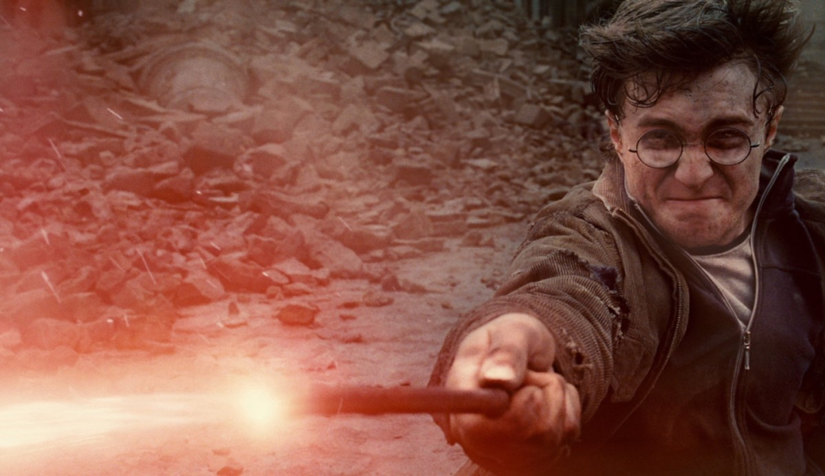 Harry Potter and the Deathly Hallows - Pottermore