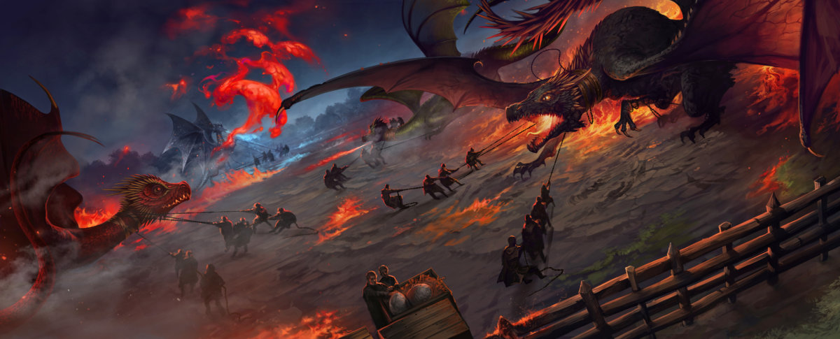Everything you need to know about dragons - Pottermore