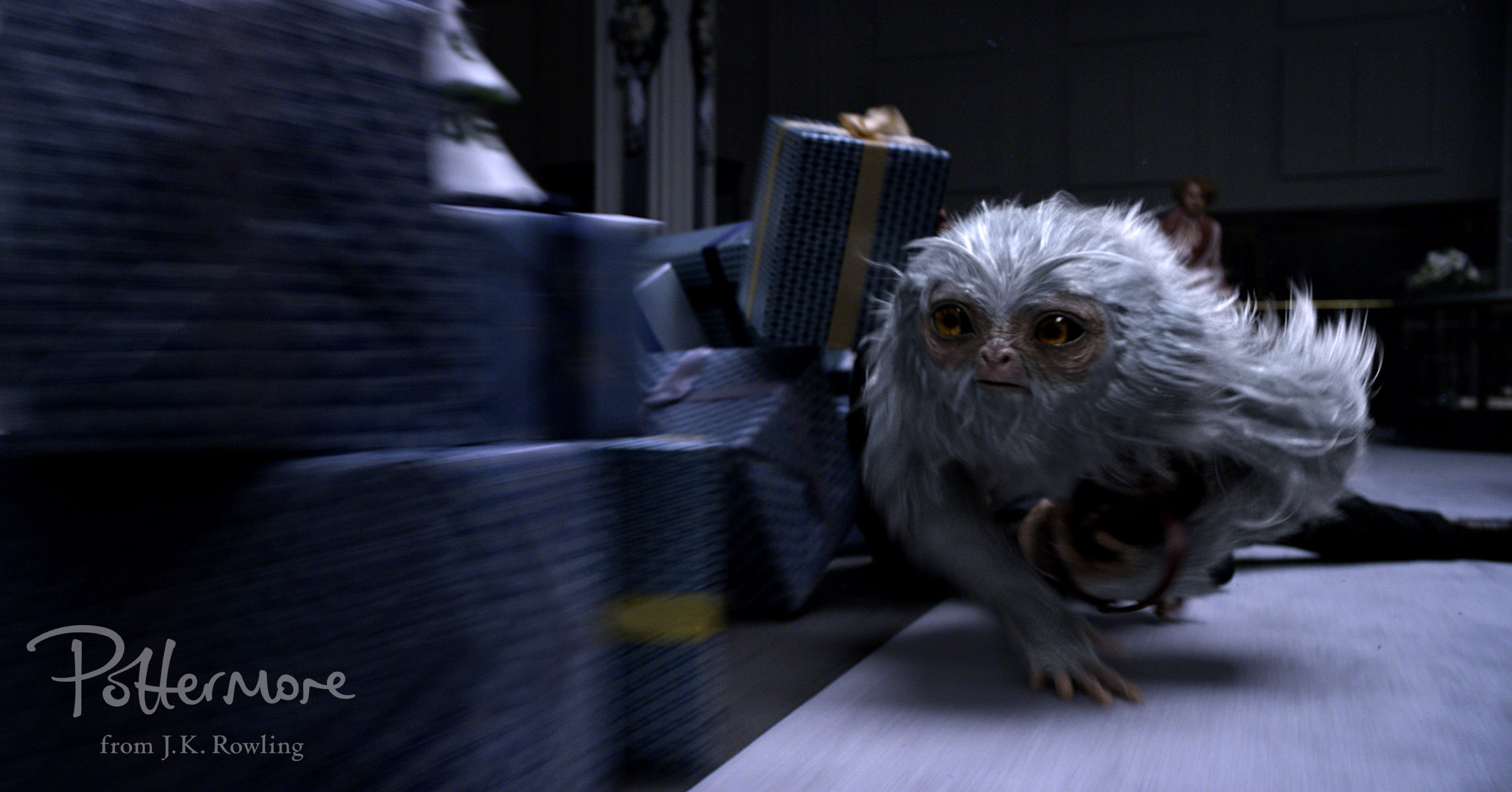 Demiguise in Fantastic Beasts and Where to Find Them