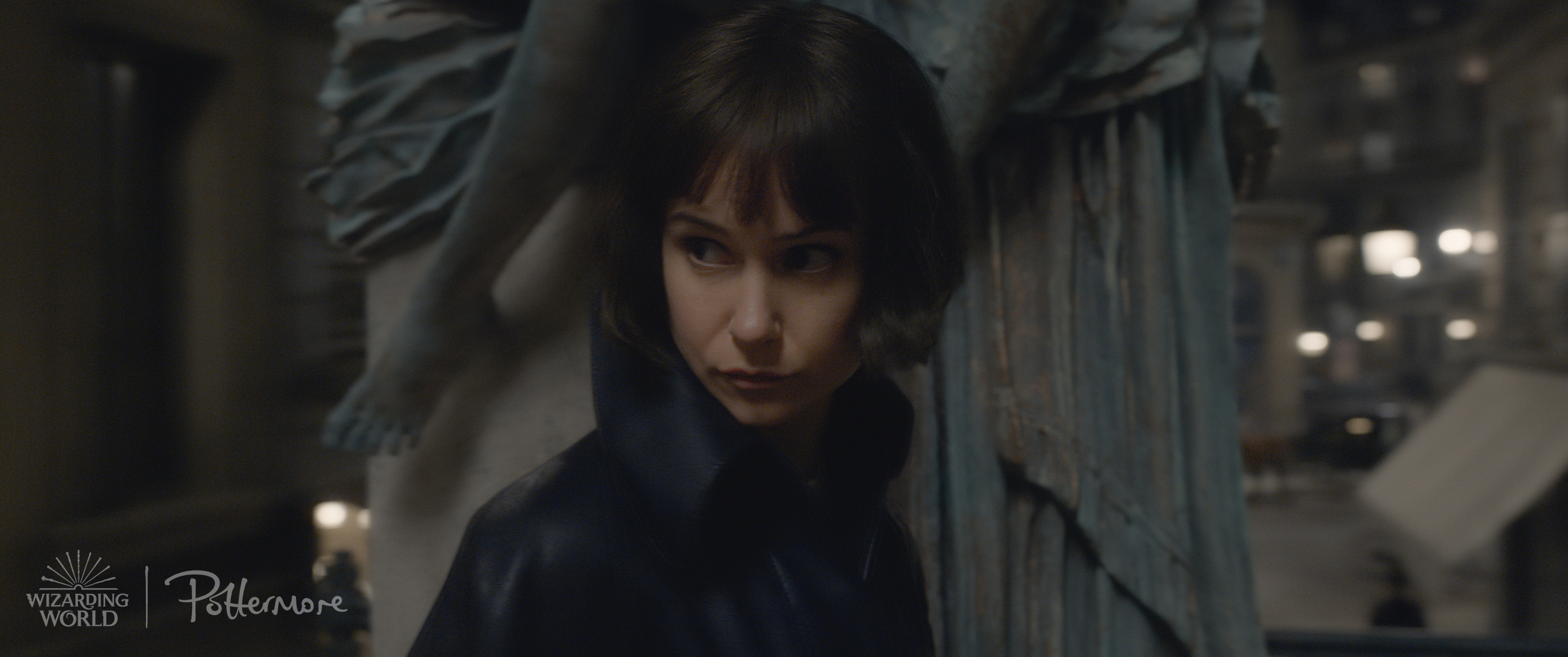 Tina Goldstein in the trailer for Fantastic Beasts: Crimes of Grindelwald