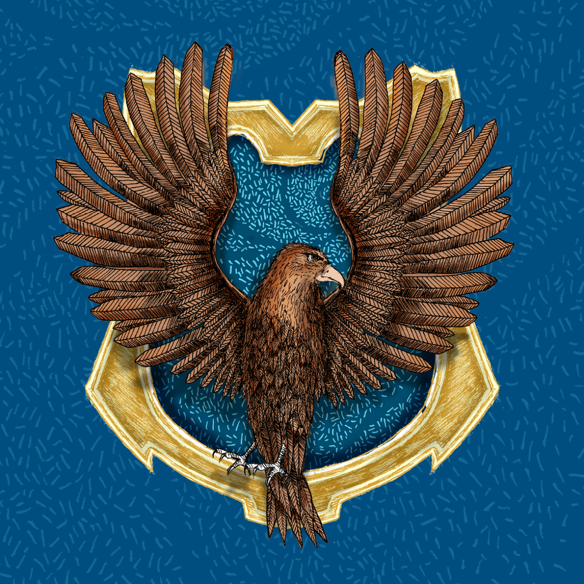 Hogwarts Houses Ravenclaw