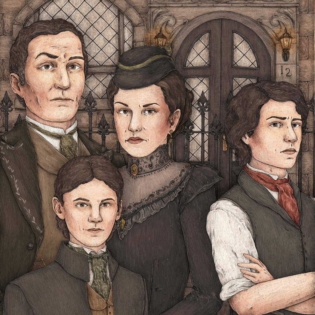 The Black family tree - Pottermore