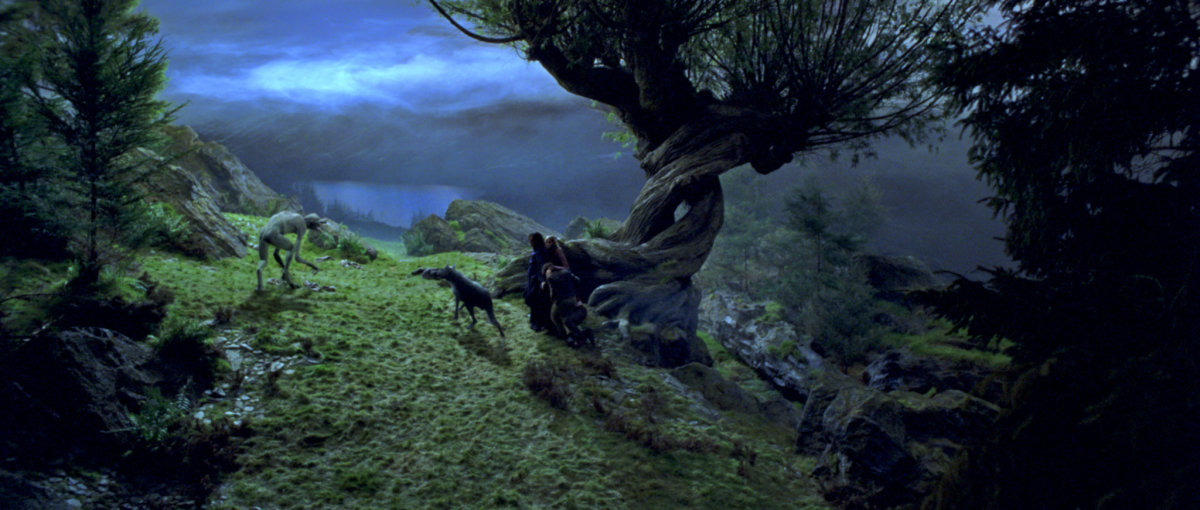 The Whomping Willow Pottermore