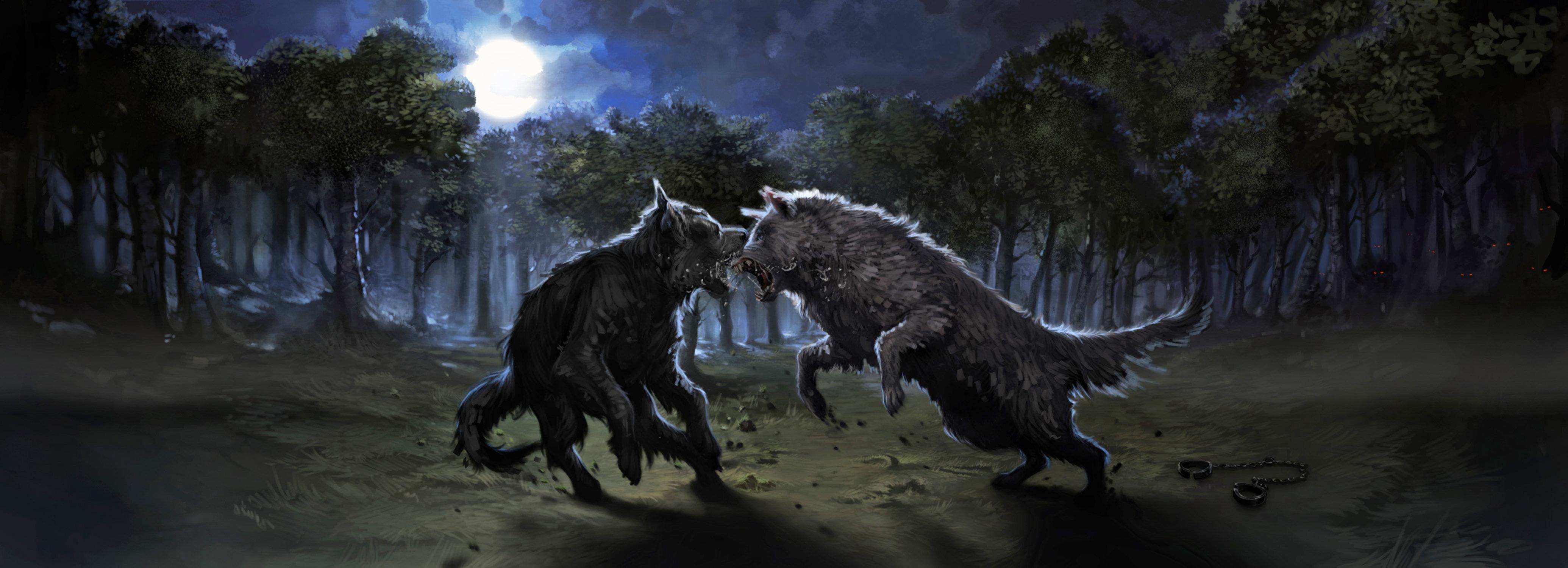 Werewolves - Pottermore