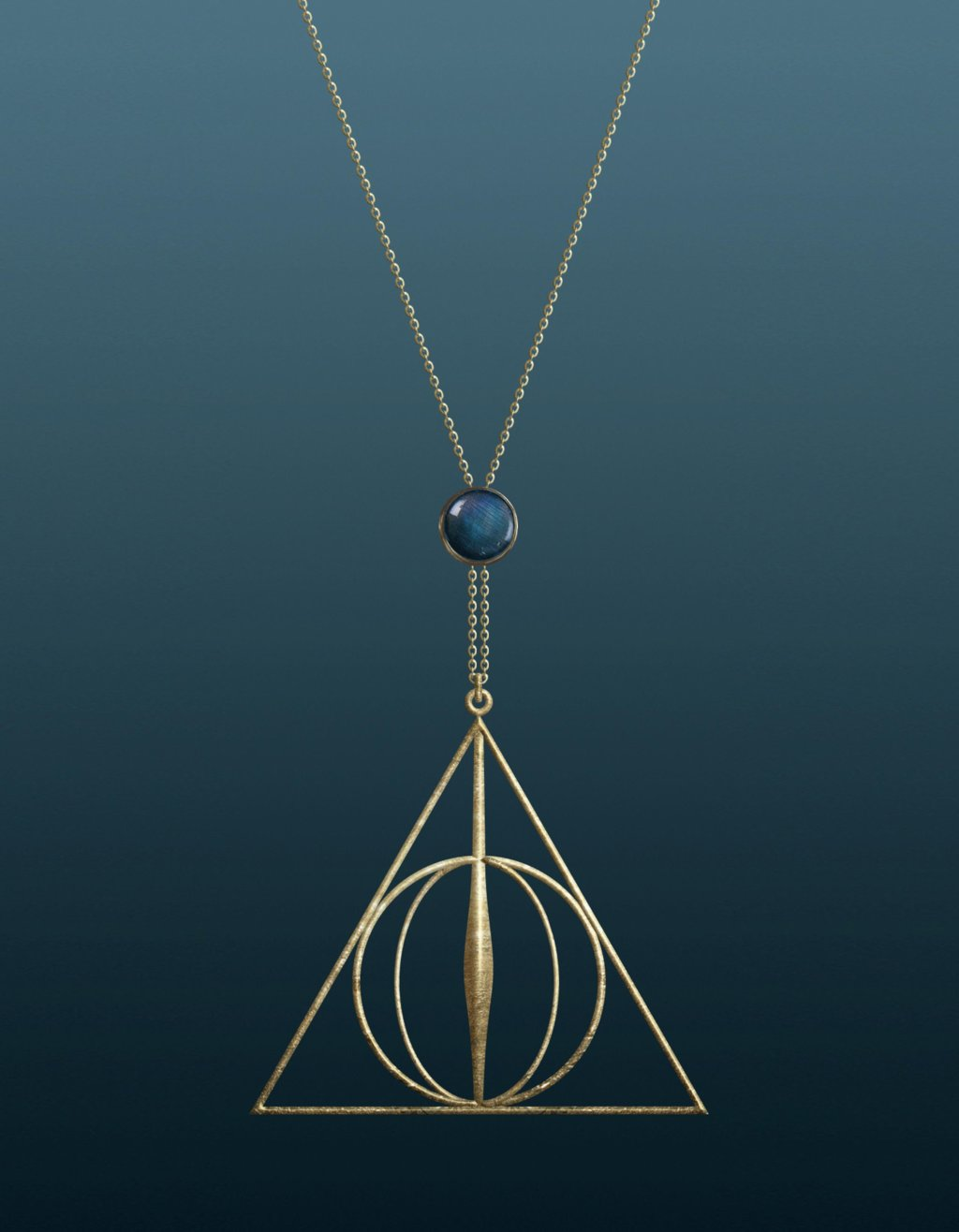 The Deathly Hallows - Pottermore