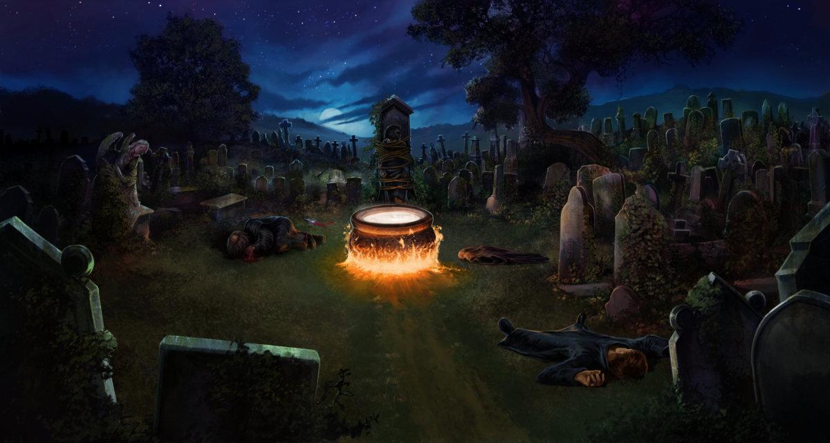 Pottermore's guide to immortality - Pottermore