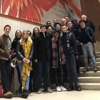 Cursed Child London cast visit the British Library exhibition