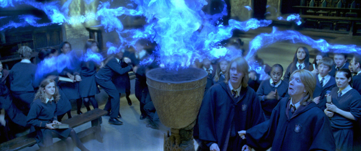 The Goblet Of Fire Pottermore