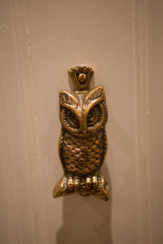 Balmoral Rowling Suite door knocker