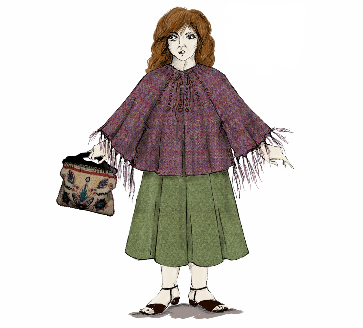 molly weasley pottermore