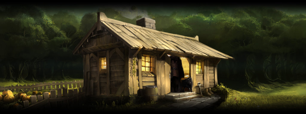 Hagrids Hut Pottermore