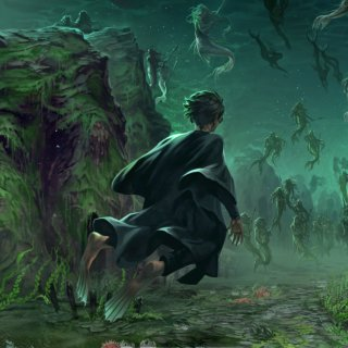 The Great Lake - Pottermore
