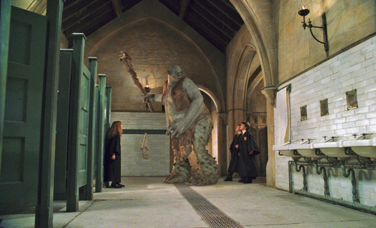 Mountain Trolls Pottermore
