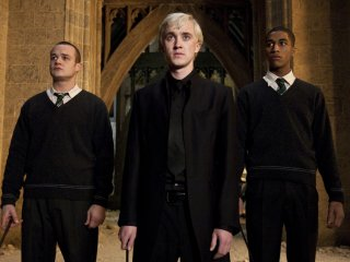Why Draco Malfoy wasn't a typical villain - Pottermore