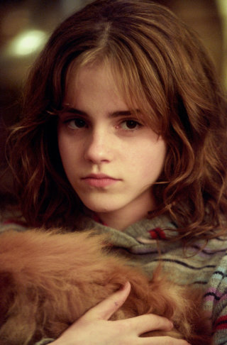 Hermione in Prisoner of Azkaban
