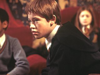 Seamus Ginny and Dean in the Gryffindor Common Room from the Chamber of Secrets