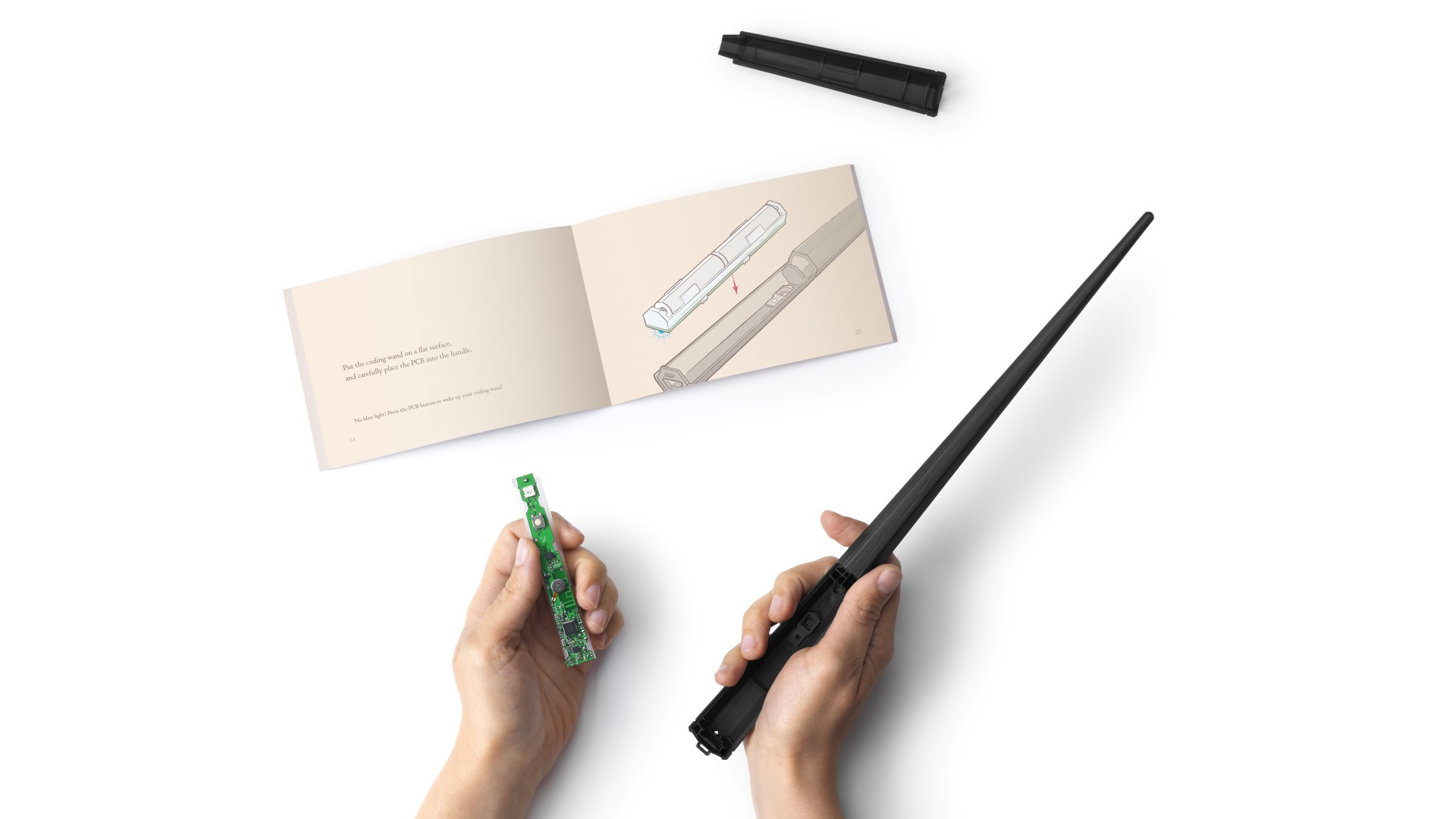 Harry Potter Coding Kit Wand by KANO