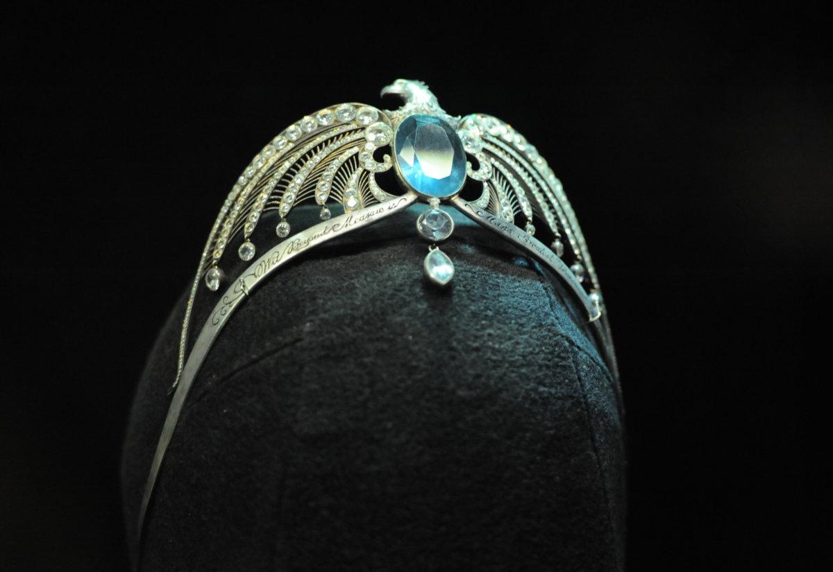 Rowena Ravenclaw's diadem - Pottermore