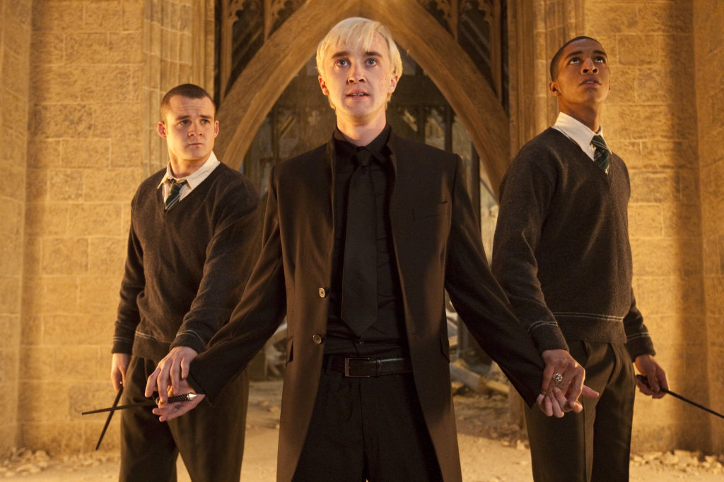 Things you may not have noticed about Draco Malfoy - Pottermore