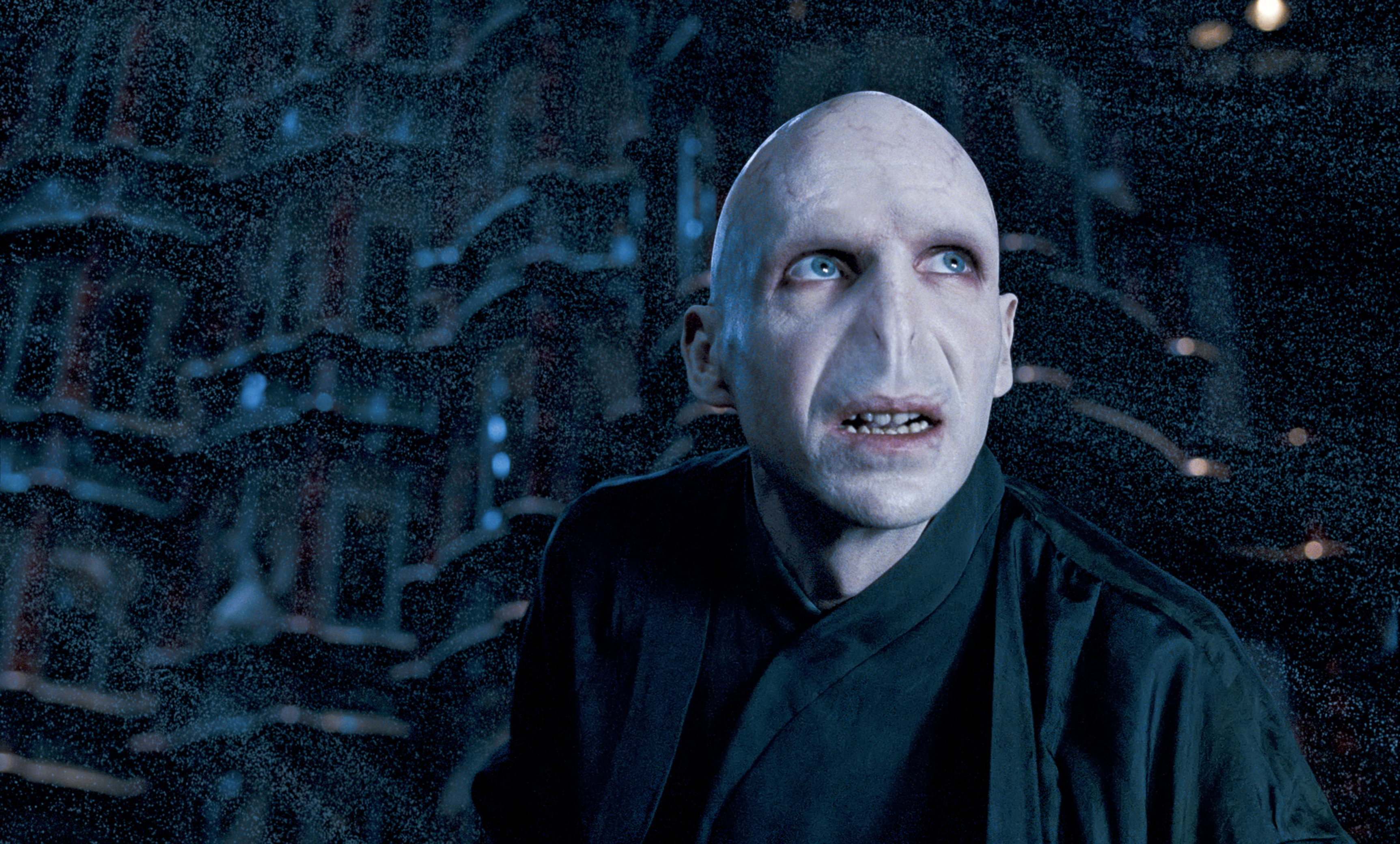 Voldemort in the Ministry of Magic from the Order of the Phonix