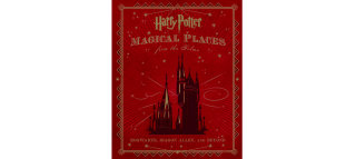 Harry Potter: Magical Places book cover