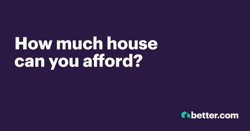 Home affordability calculator - How much house can I afford?