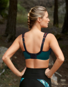 Inspire Sports Wired Sports Bra in Multi by Bravissimo
