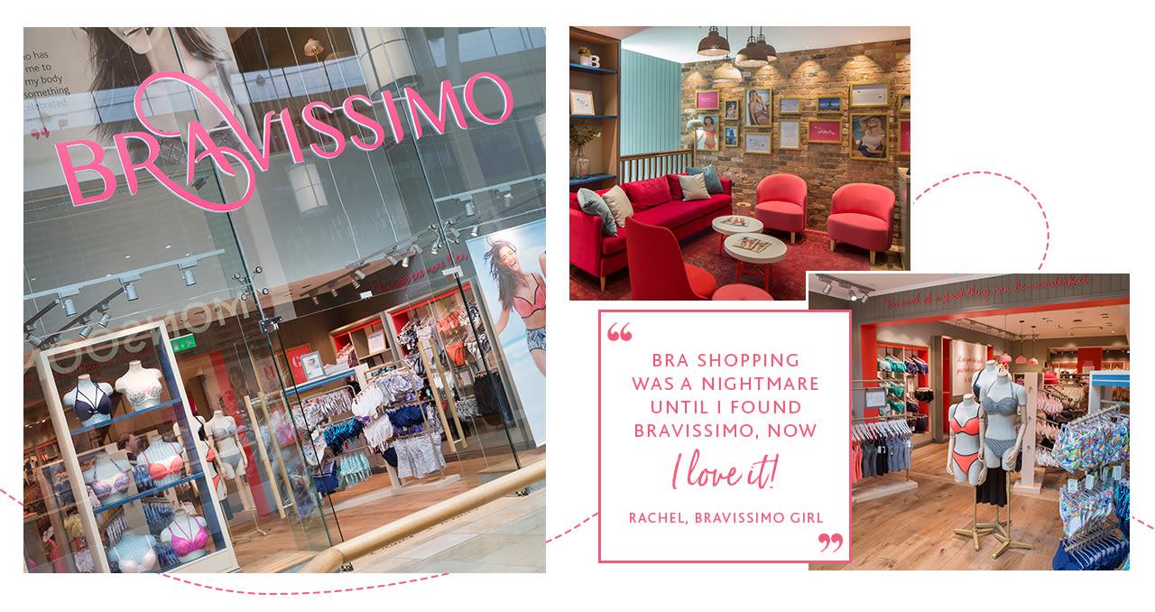 Our Stores | Bravissimo