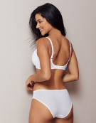 Niya Bra in White by Bravissimo