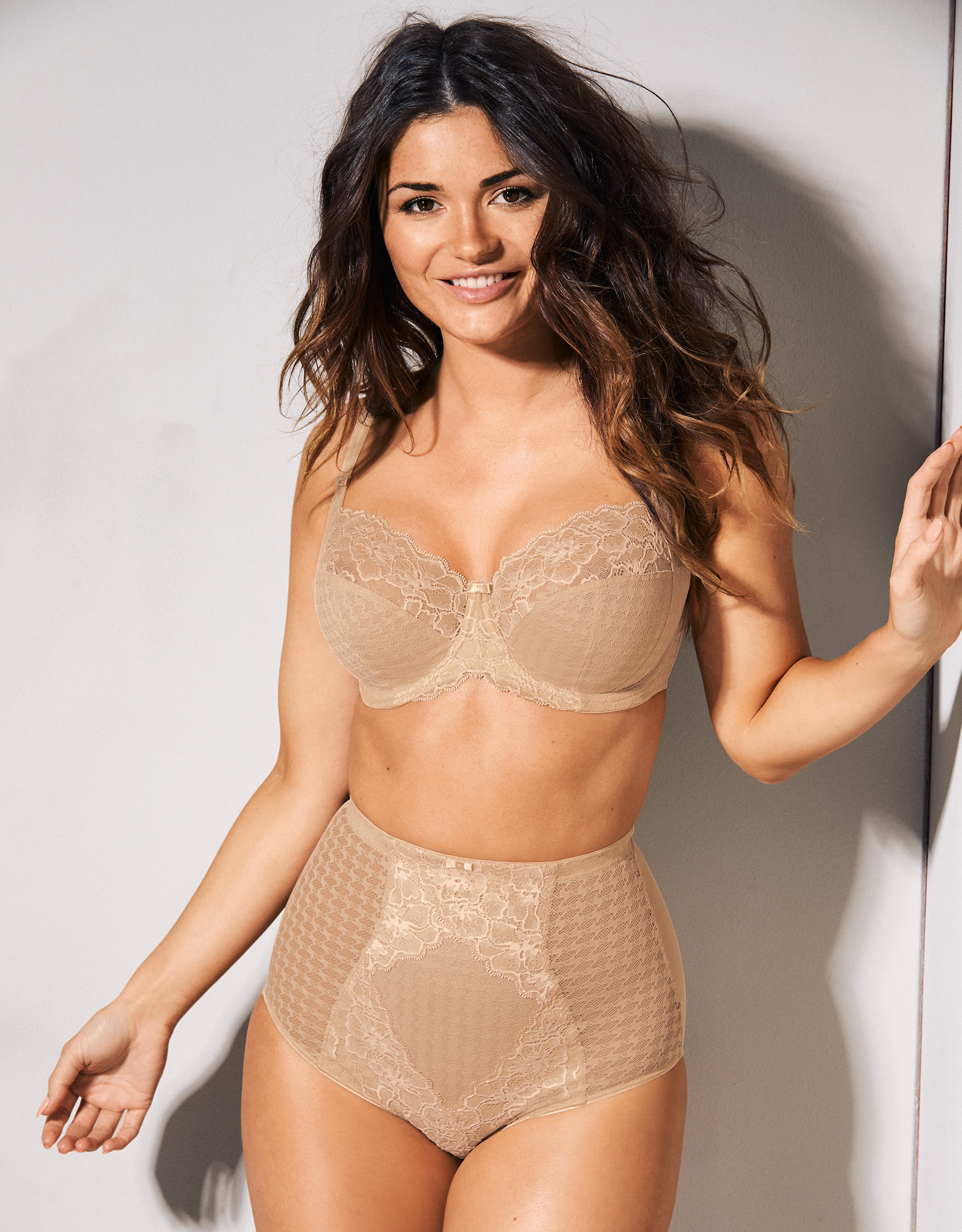 Side Support Bras Bras With Side Support Panels In A D L Cup