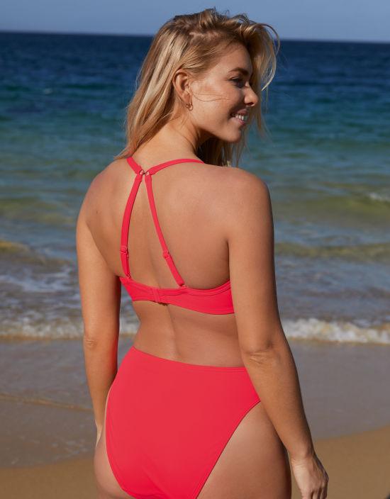 9ad3e11b517 Tanzania Bikini in Neon Pink by Bravissimo