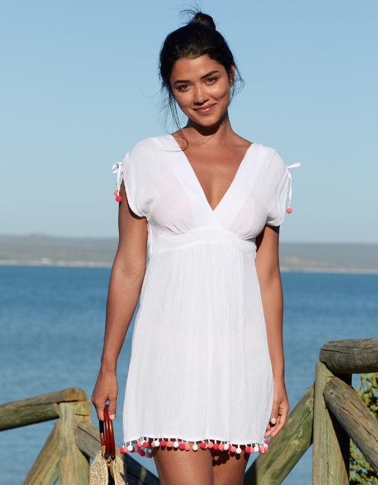 b0916a78e9445 Ladies' Beachwear | Accessories, Beach Dresses & Cover Ups | Bravissimo