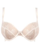 Tango Plunge Bra in White by Panache