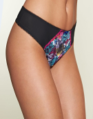 Breeze Thong in Geo Floral by Cleo