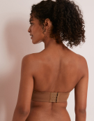 Luxe Strapless Bra in Caramel by Curvy Kate