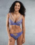 LN547BUO Plunge Bra in Cornflower Blue by Bravissimo