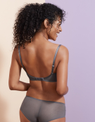 Superboost Lace Bra in Grey by Gossard