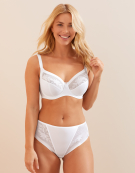 Illusion Bra in White by Fantasie Lingerie