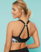 Non-Wired Sports Non Wired Sports Bra in Snake Print by Panache