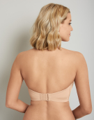 Ultimate Strapless Bra in Nude by Wonderbra