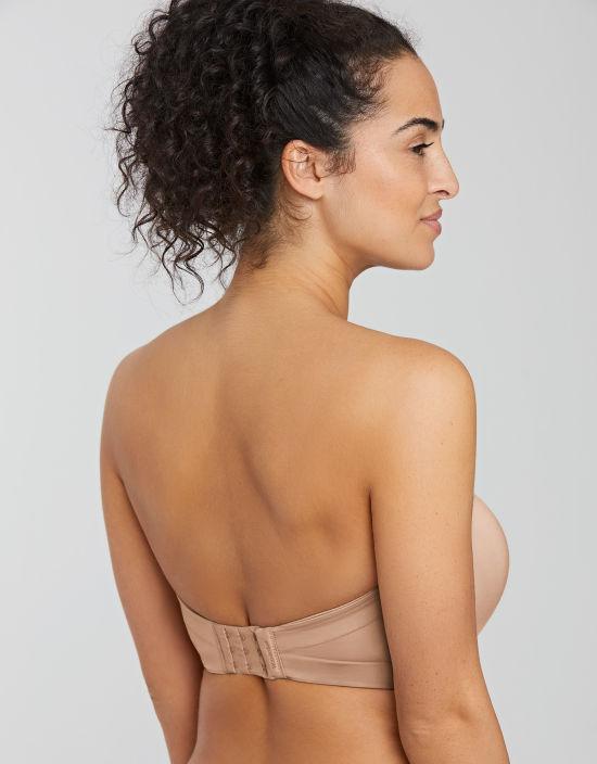 Ultimate Strapless Bra In Nude By Wonderbra Bravissimo