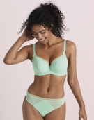 Georgia Full Cup Bra in Mint by Bravissimo