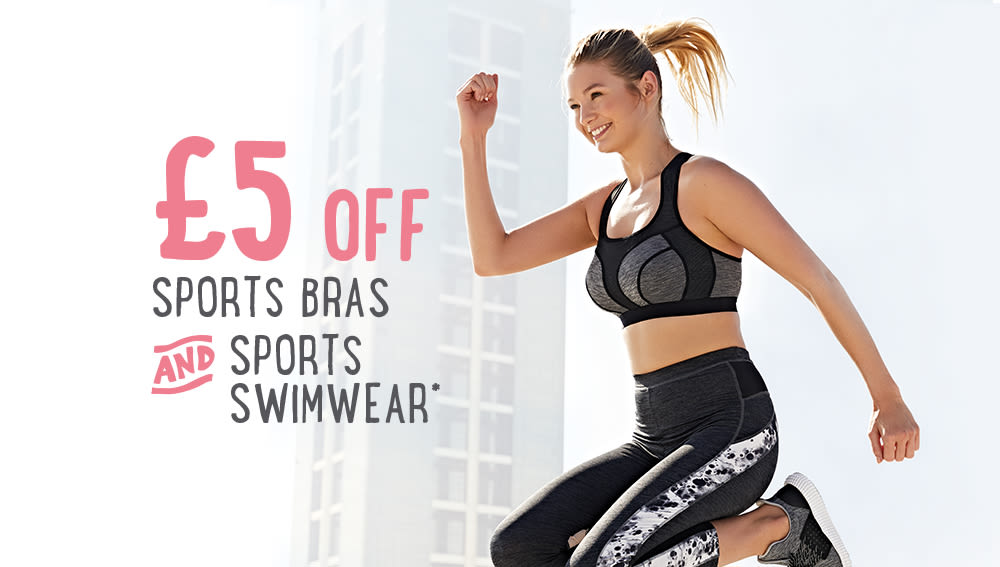 £5 off Sports