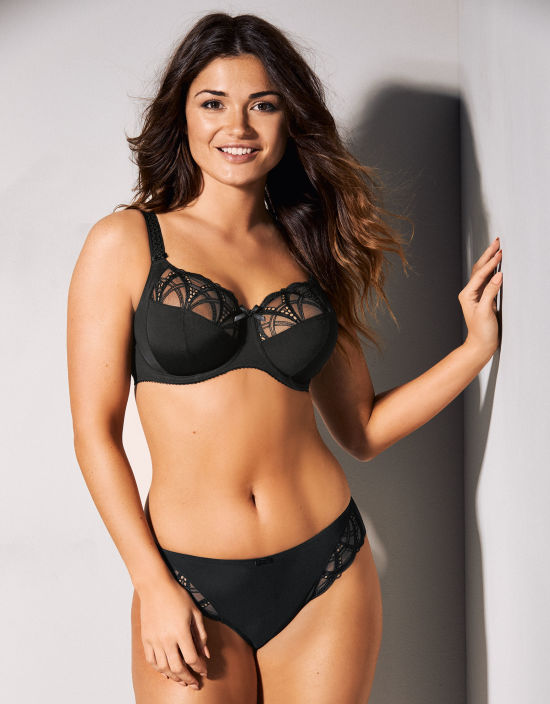 cac98216946 Alex Full Cup Bra in Black by Fantasie