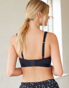 Non-Padded Cami Sleep Bra in Navy by Bravissimo