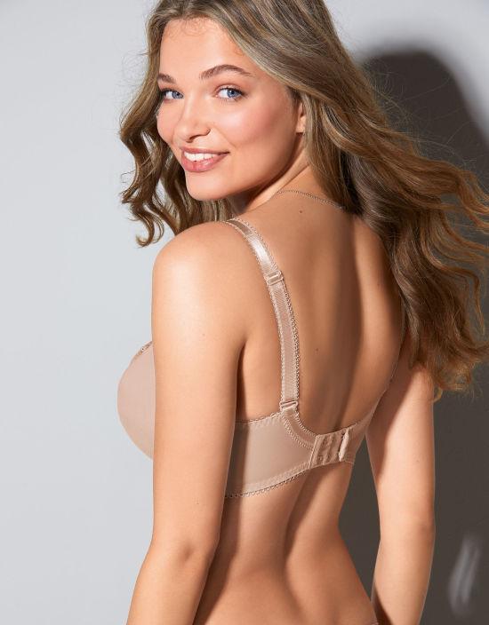 6d81a661dd4 Alana Balconette Bra in Nude by Bravissimo