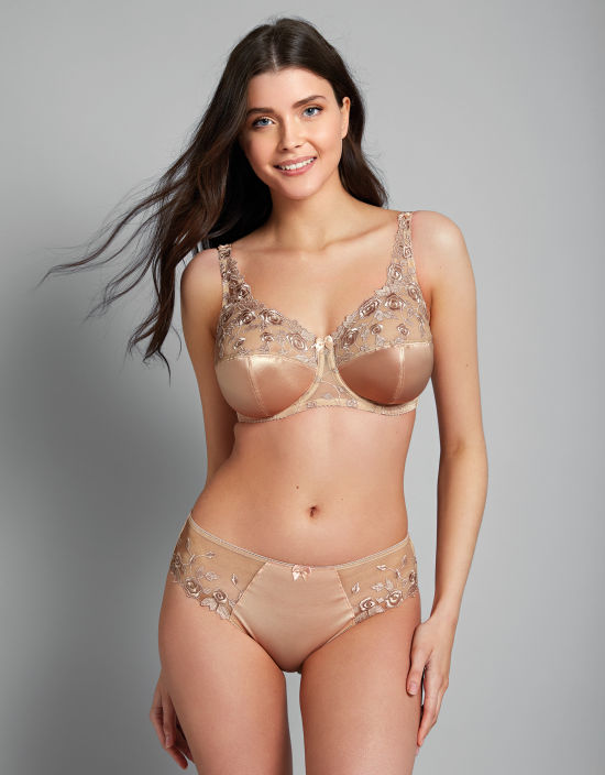 a22fa37383 Belle Full Cup Bra in Nude by Fantasie