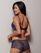 Andorra Full Cup Bra in Navy by Panache