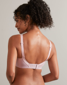 Sugar Candy Non Wired Bra in Pink by Cake Lingerie
