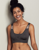 Chi Nursing Bra in Charcoal by Freya